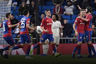 1T: El CSKA sorprende y hace el segundo gol en el Bernabéu