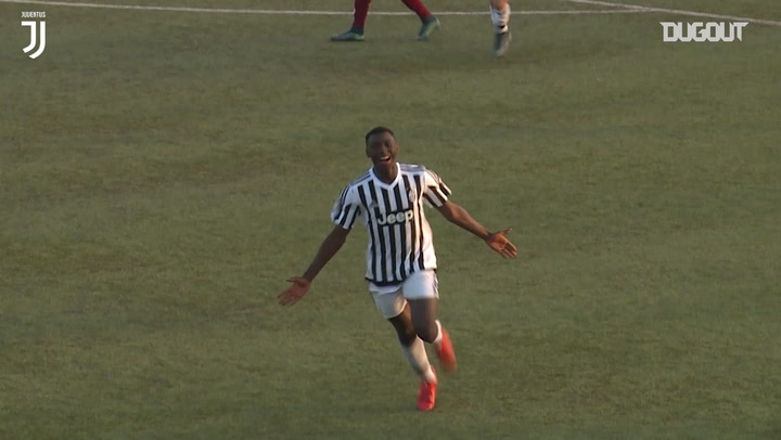 Moise Kean wins Derby Della Mole for under 17s