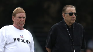Brent Musburger talks Raiders and the upcoming NFL draft