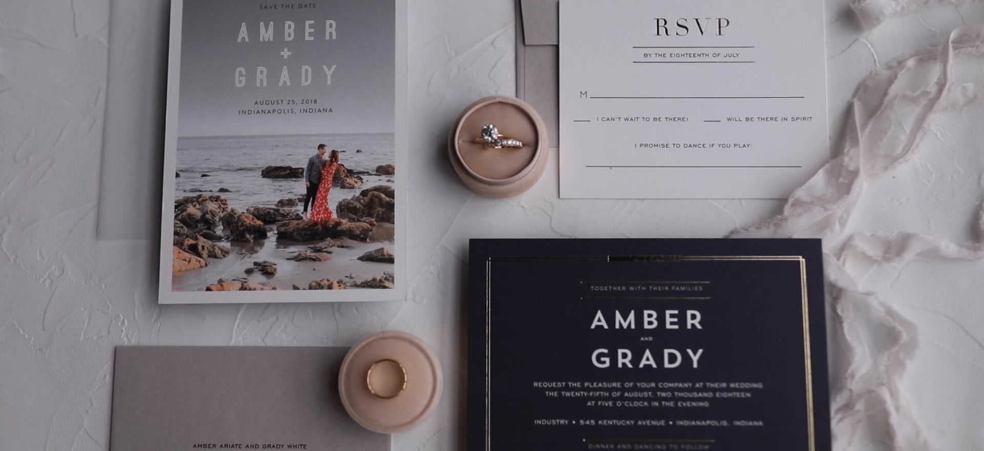 Grady + Amber | Indianapolis, Indiana | Industry