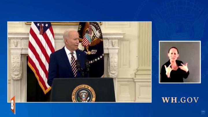 Joe Biden Says He Won't Be Denied Communion: