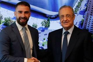 OFICIAL: Real Madrid anuncia la renovación del contrato de Dani Carvajal por tres años más