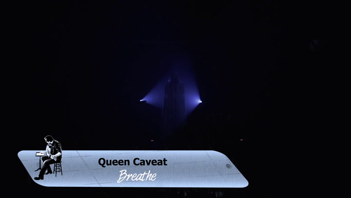Queen Caveat is featured on The Jimmy Lloyd Songwriter Showcase