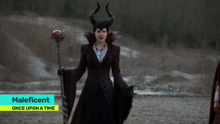 Once Upon A Time Lore Maleficent