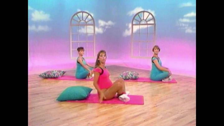 Denise Austin: Pregnancy Plus Workout - Before & After Baby
