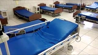 Habilitadas 4 salas del hospital San Felipe para atender pacientes con covid-19