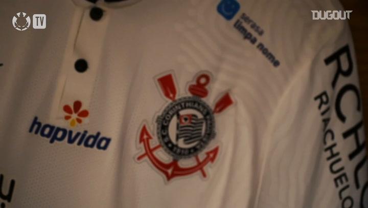 Bastidores de Corinthians x Palmeiras pela final do Paulistão de 2020
