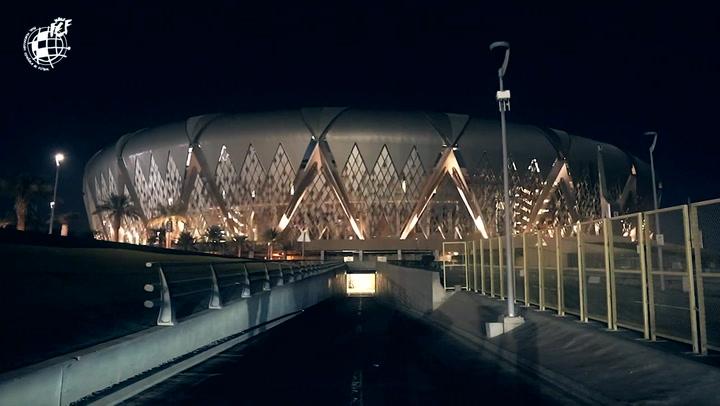 Así es el King Abdullah, el estadio donde se juega la Supercopa de España