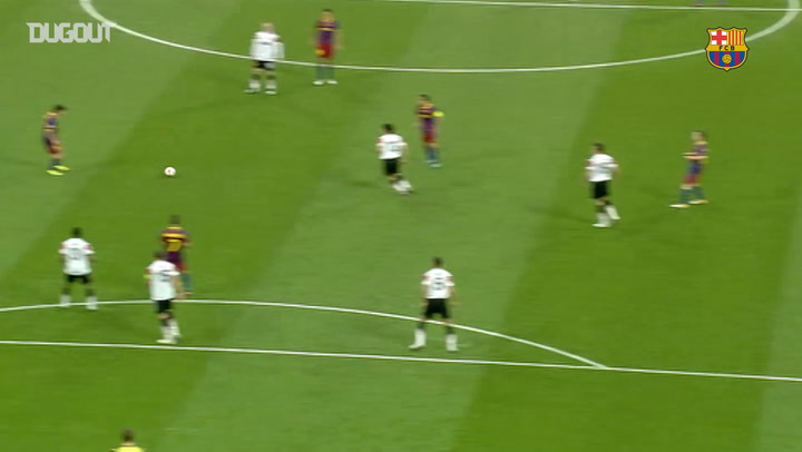 Incredible Goals: Lionel Messi Vs Manchester United 2011