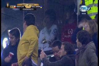 El lamento de Griezmann tras anotación del River Plate ante Boca en la final de la Libertadores