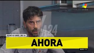 Juan Darthés rompe el silencio tras acusación de Thelma Fardín