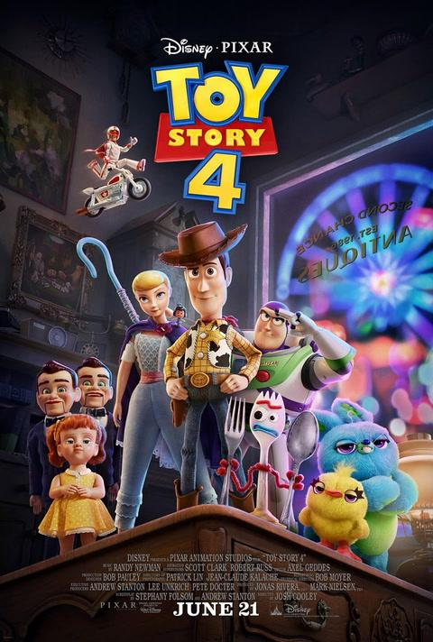 Tráiler oficial de Toy Story 4