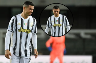 ¿Se despide del título? Juventus tropieza a pesar de un golazo que marcó Cristiano Ronaldo