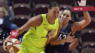 Aces trade for WNBA All-Star Liz Cambage – VIDEO