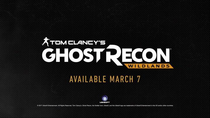 Tom Clancy's Ghost Recon Wildlands Gameplay Launch Trailer
