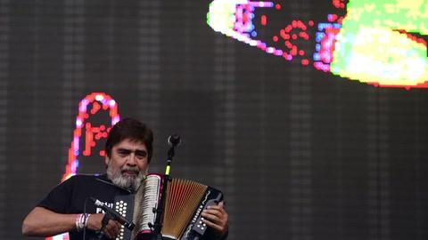 Muere el músico mexicano Celso Piña