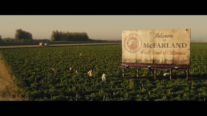 Trailer de la película McFarland, USA