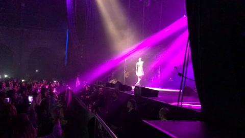 Los videos de los mejores momentos del primer show de Abel Pintos en Rosario