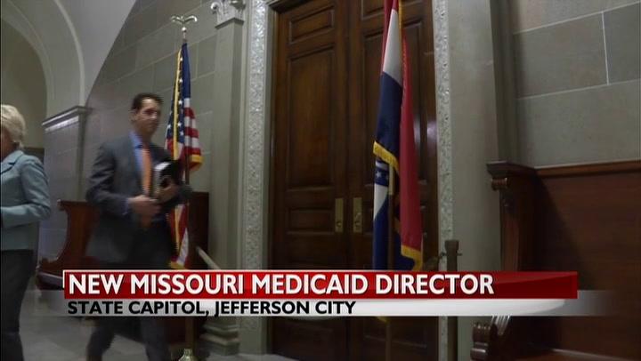 Gov. Parson names Missouri Medicaid program director