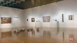 Marjorie Barrick Museum to reopen – Video