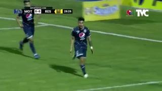 Motagua vence 1-0 al Real España con gol de Matías Galvaliz