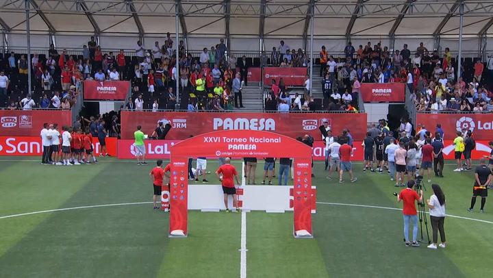 LaLiga: Promises Ceremonia de entrega de trofeos