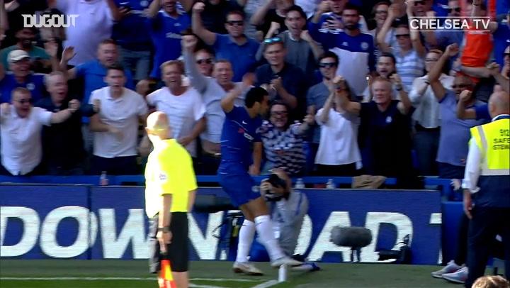 Pedro's best Chelsea goals