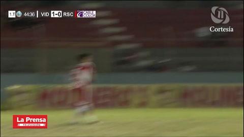 Vida 2-1 Real Sociedad (Liga Nacional)