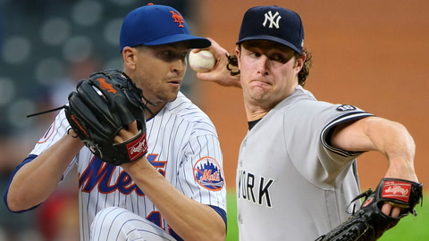 Would you rather have Jacob deGrom or Gerrit Cole for the rest of 2021?