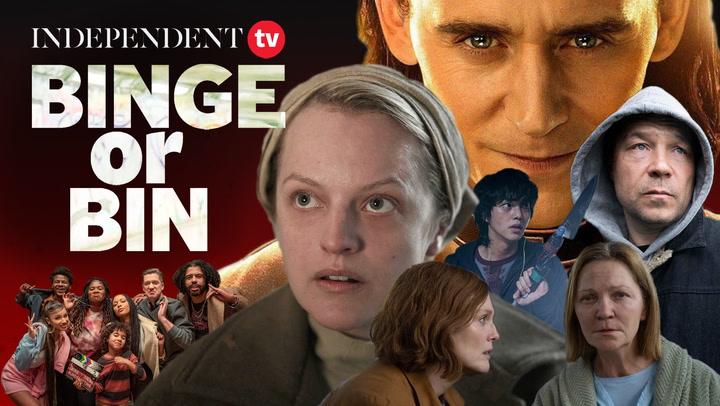 Loki, The Handmaid's Tale and Lisey's Story   Binge or Bin episode 4