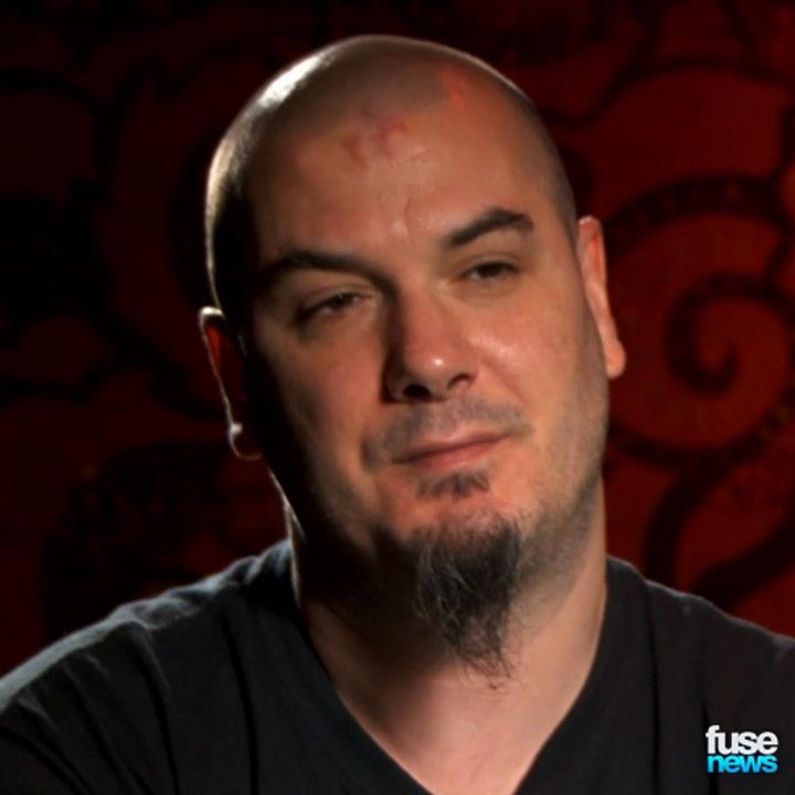 Pantera's Phil Anselmo Talks New Single, 'Burying Hatchet' With Former Bandmates