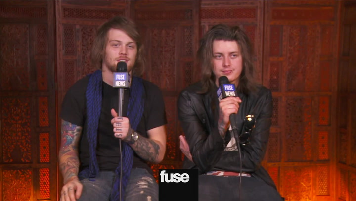 """Asking Alexandria Talks """"Under The Influence"""" EP and Recording Process"""