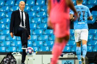 Zidane, muy contundente: