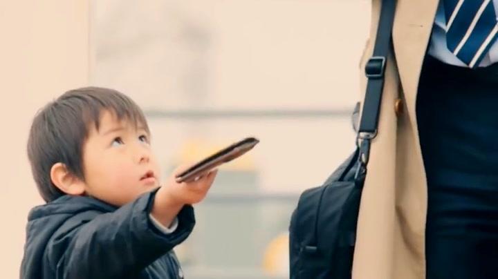 Fremtiden er i gode hender: Barna vil ikke stjele