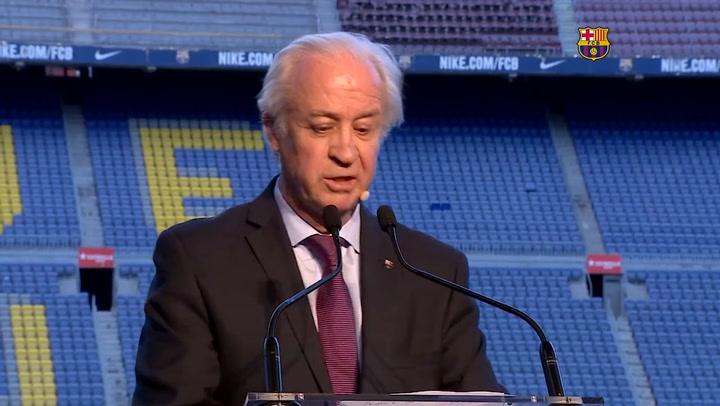 El reivindicativo discurso de Carles Tusquets