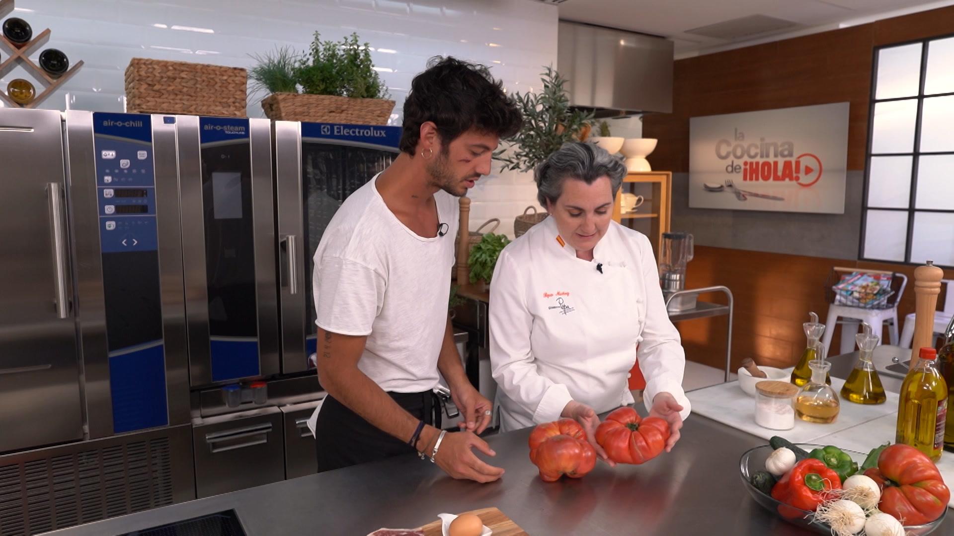 Elección del tomate