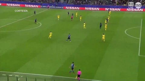 Inter 2 - 0 Borussia Dortmund (Uefa Champions League)