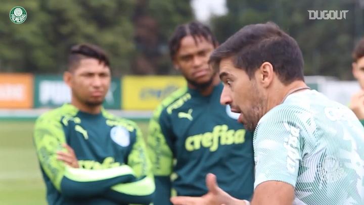 Palmeiras está pronto para decisão da Copa do Brasil; veja último treino