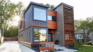 This Modern Shipping Container Home Is Attracting Massive Attention in Michigan