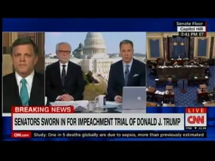 Douglas Brinkley: Trump Is an Outlaw Like Al Capone