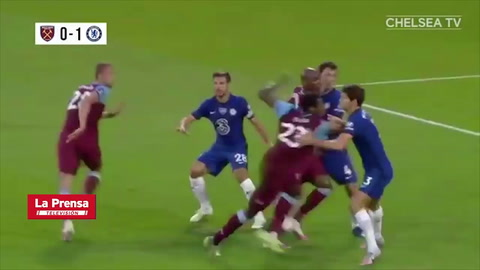 West Ham 3-2 Chelsea (Premier League)