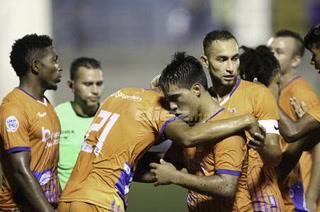 UPN venció al Honduras Progreso y mandó a Motagua al quinto lugar