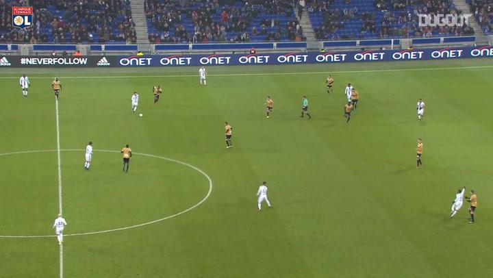 Olympique Lyonnais' best goals vs Angers at home