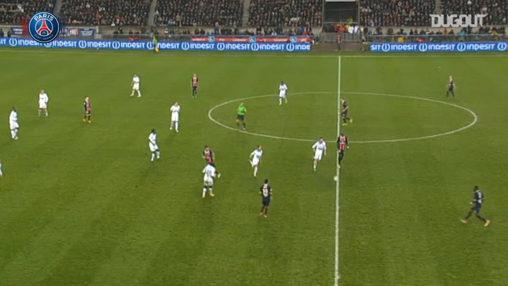 The Moment: PSG's 2000th Goal In Ligue 1