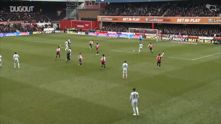 Tomori's expert assist for Wilson vs Brentford