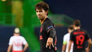 Atlético de Madrid reacciona y empata el partido ante el Leipzig gracias a Joao Félix