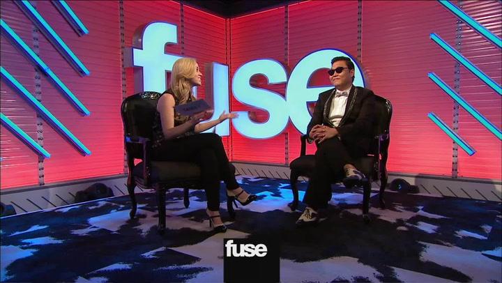 PSY On Gangnam Style
