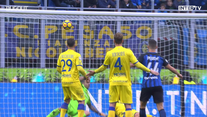 Hat-Trick Heroes: Ivan Perišić Vs Chievo Verona