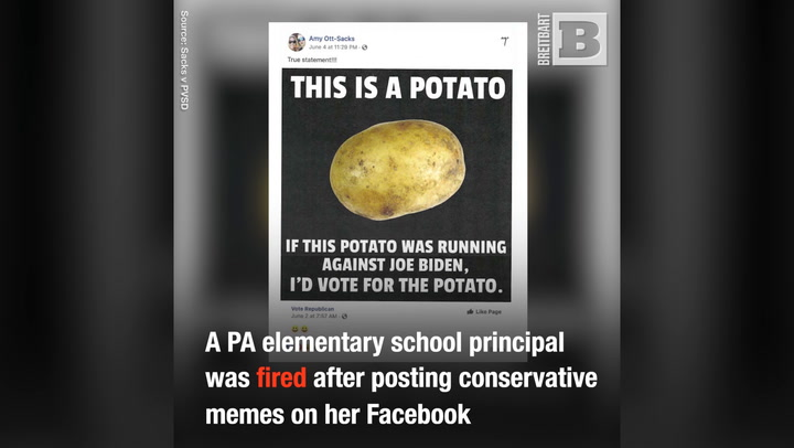 PA Principal Fired for Posting Conservative Memes on Facebook Sues School District