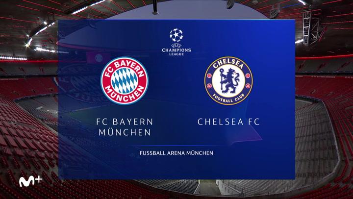 Champions League: Resumen y Goles del Bayern - Chelsea